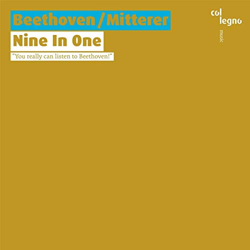 Mitterer , Wolfgang - Nine In One - Beethoven / Mitterer