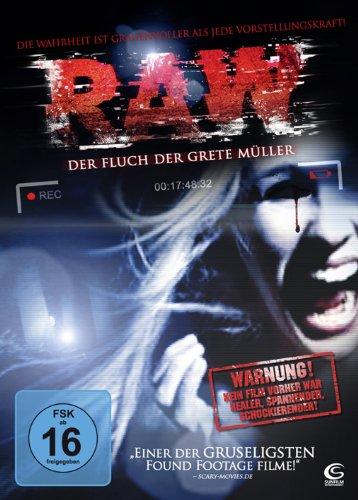 DVD - Raw - Der Fluch der Grete Müller