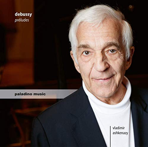 Ashkenazy , Vladimir - Debussy: Preludes