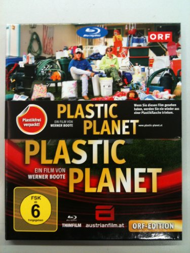 Blu-ray - Plasitic Planet