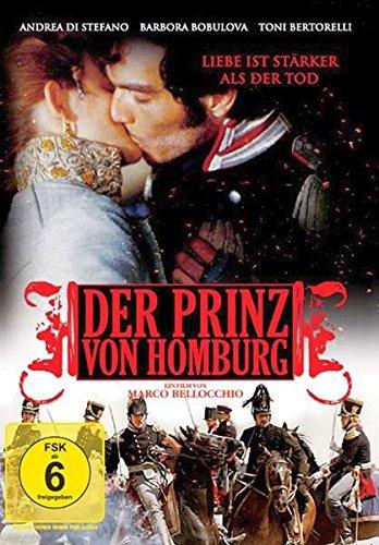 DVD - Der Prinz von Homburg