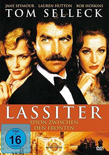 DVD - Lassiter - Spion zwischen den Fronten