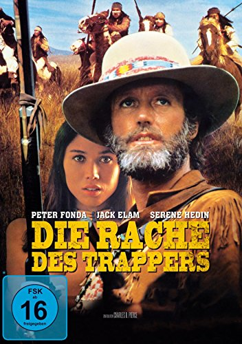 DVD - Die Rache des Trappers