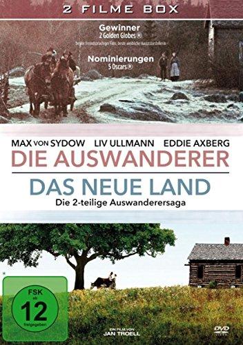 DVD - Die Auswanderer / Das Neue Land / Die 2-teilige Auswanderersaga [2 DVDs]