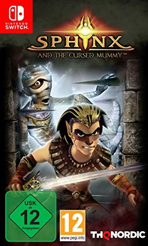 Nintendo Switch - Sphinx And The Cursed Mummy