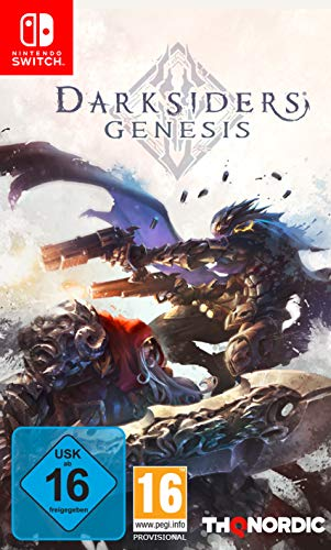 Nintendo Switch - Darksiders Genesis