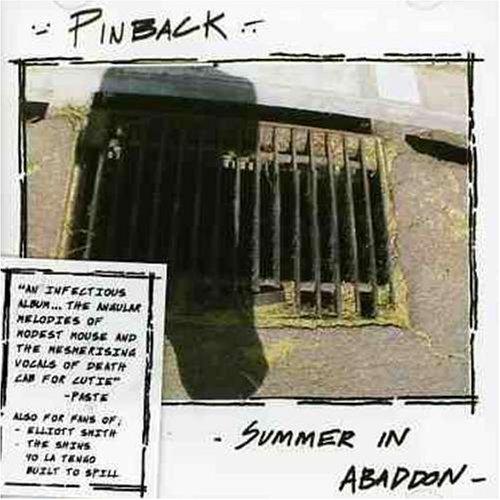 Pinback - Summer in Abaddon [10trx]