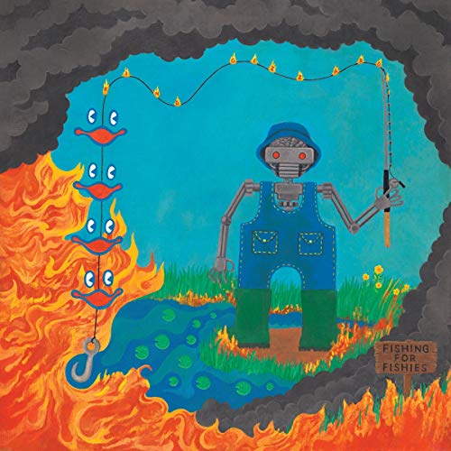 King Gizzard & The Lizard Wizard - Fishing for Fishies (Landfill Edition) (Vinyl)