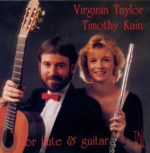 Taylor , Virigina & Kain , Timothy - For Flute & Guitar