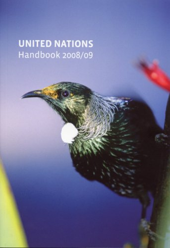 -- - United Nations Handbook 2008-2009: An Annual Guide for Those Working With and Within the United Nations
