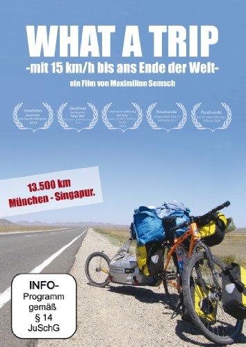 DVD - What a Trip - mit 15 km/h bis ans Ende der Welt