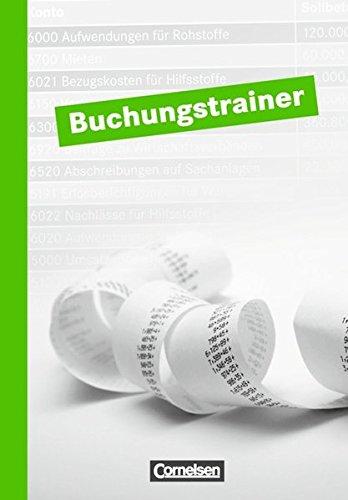 Heppener, Herbert - Repetitorium - Wirtschaft und Verwaltung: Buchungstrainer: Arbeitsheft