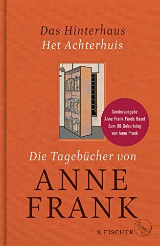 Frank, Anne - Das Hinterhaus - Het Achterhuis: Die Tagebücher von Anne Frank