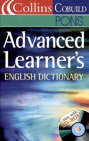 -- - PONS Collins Cobuild. English Dictionary / incl. CD