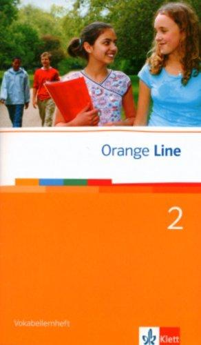 - Orange Line Band 2. Klasse 6. Vokabellernheft