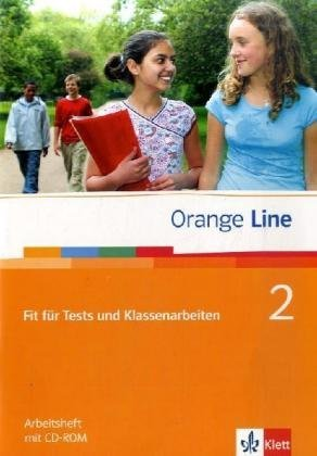 - Orange Line 2. 6. Klasse - Fit für Tests und Klassenarbeiten: Buch und CD-ROM mit Lösungsheft. Vorber. auf Kompetenztests, Standardprüf., Vergleichsarb. u Lernstandserhebungen