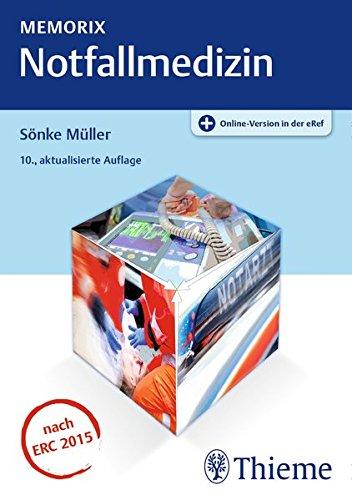 Müller, Sönke - Memorix Notfallmedizin (Memorix AINS)