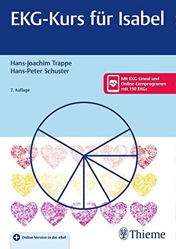 Trappe, Hans-Joachim / Schuster, Hans-Peter - EKG-Kurs für Isabel