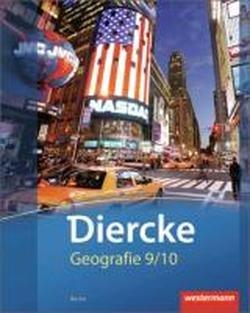 Westermann Verlag - Diercke Geografie - Ausgabe 2012 Berlin: Schülerband 9 / 10