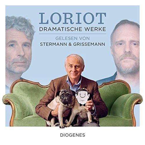 Loriot - Dramatische Werke (gelesen von Sterman & Grissemann)