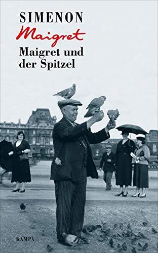Simenon, Georges - Maigret und der Spitzel