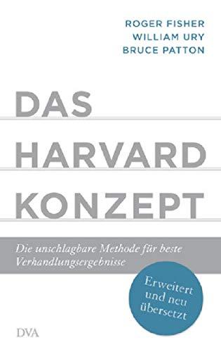 Fisher, Roger / Ury, William / Patton, Bruce - Das Harvard-Konzept