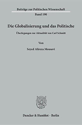 Mousavi, Seyed Alireza - Die Globalisierung und das Politische