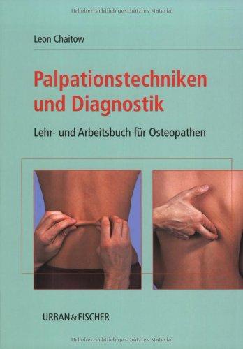 Chaitow, Leon - Palpationstechniken und Diagnostik