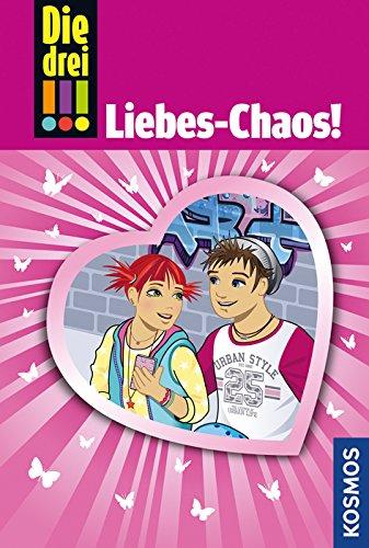 Vogel, Maja von - Die drei !!!: Liebes-Chaos!