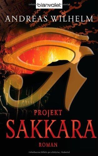 Wilhelm, Andreas - Projekt: Sakkara