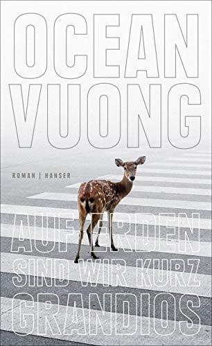 Vuong, Ocean - Auf Erden sind wir kurz grandios: Roman