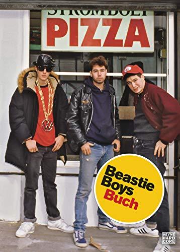 - Beastie Boys Buch: Deutsche Ausgabe