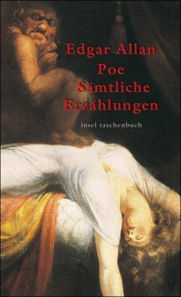 Poe, Edgar Allan - Sämtliche Erzählungen in vier Bänden