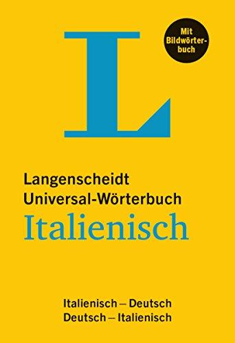 -- - Langenscheidt Universal-Wörterbuch Italien