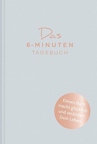 Spenst, Dominik - Das 6-Minuten-Tagebuch (aquarellblau): Ein Buch, das dein Leben verändert