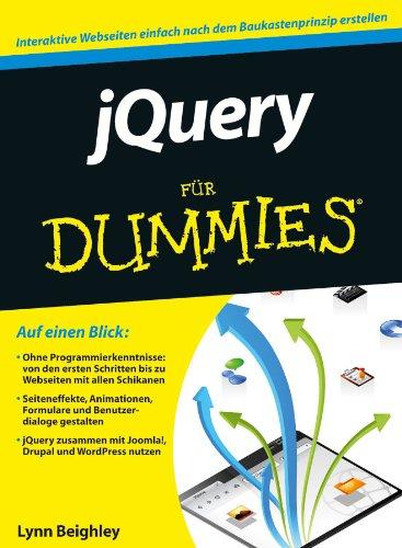 Beighley, Lynn - jQuery für Dummies
