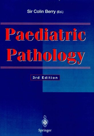 Berry, Colin - Paediatric Pathology