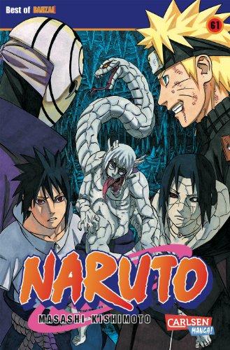 Kishimoto, Masashi - Naruto, Band 61