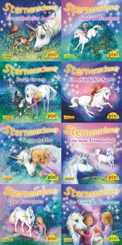 - Pixi-Bundle 8er Serie 203: Sternenschweif