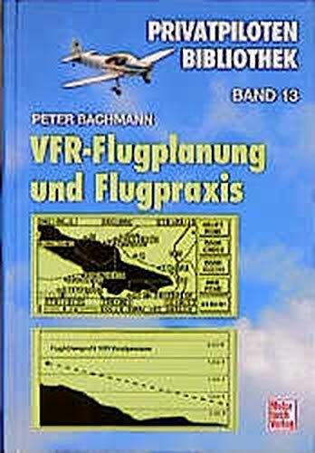 Bachmann, Peter - VFR-Flugplanung und -Flugpraxis