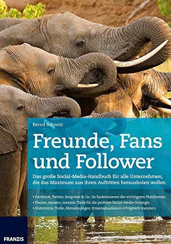 Schmitt, Bernd - Freunde, Fans und Follower