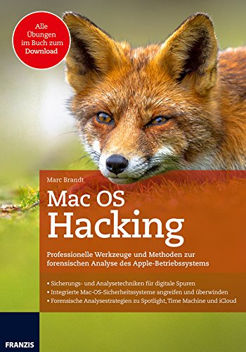 Brandt, Marc - Mac OS Hacking