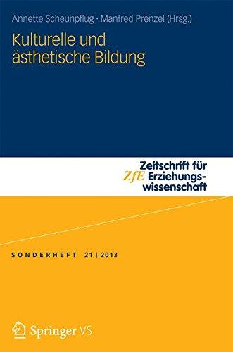 Scheunpflug, Annette / Prenzel, Manfred (HG) - Kulturelle und Asthetische Bildung