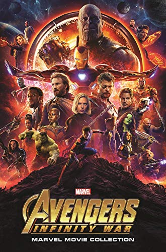 Marvel - Marvel Movie Collection: Avengers: Infinity War