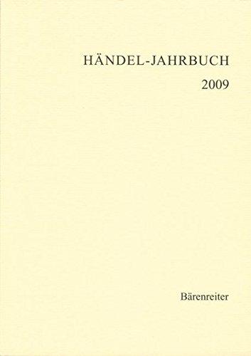 -- - Händel-Jahrbuch 2009