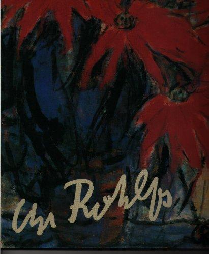 -- - Christian Rohlfs 1849 - 1938 zum 50. Todesjahr. Arbeiten auf Papier 1875 - 1937.