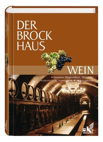 -- - Der Brockhaus Wein