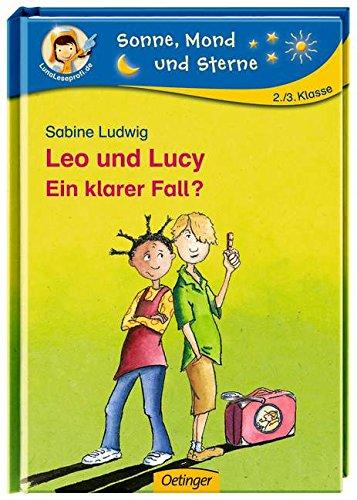 Ludwig, Sabine - Leo und Lucy - Ein klarer Fall?