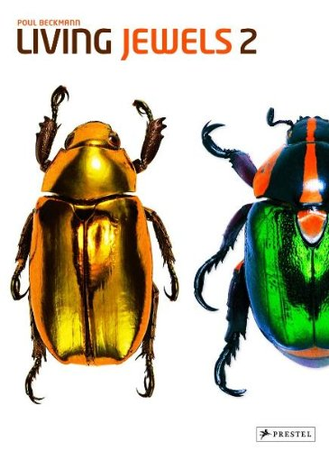 Beckmann, Poul - Living Jewels 2: The Magical Design of Beetles