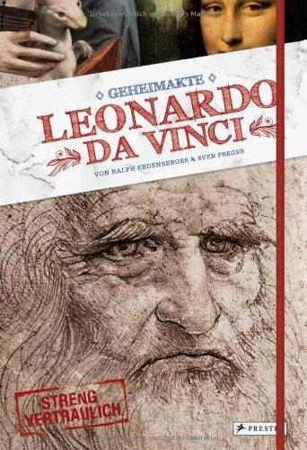 Erdenberger, Ralph - Geheimakte Leonardo da Vinci